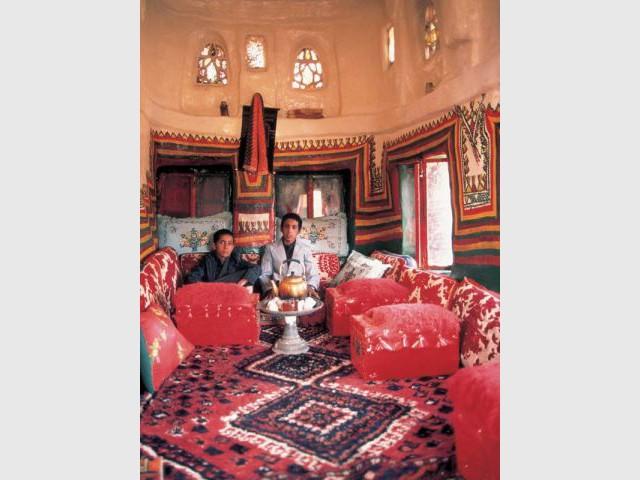 Tente Yémen - Vitra Design Museum