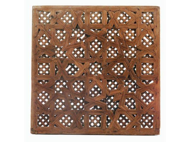 Panneau en bois Riyad - Vitra Design Museum
