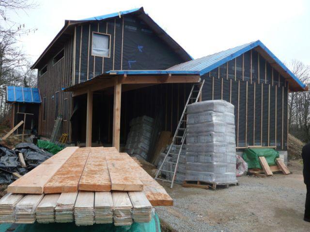 reportage limoge maison bois ODTM construction