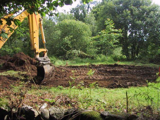reportage limoge chantier - maison bois - ODTM construction - étape 2