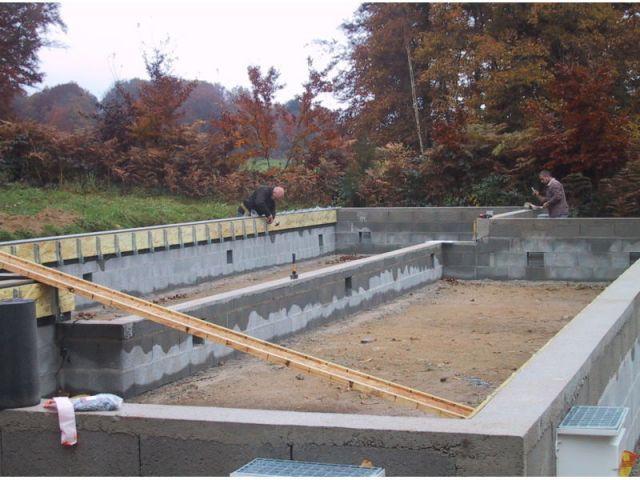reportage limoge chantier - maison bois - ODTM construction - étape 4