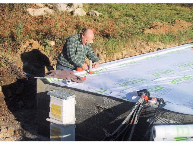 reportage limoge chantier - maison bois - ODTM construction - étape 9