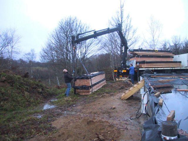 reportage limoge chantier - maison bois - ODTM construction - étape 10