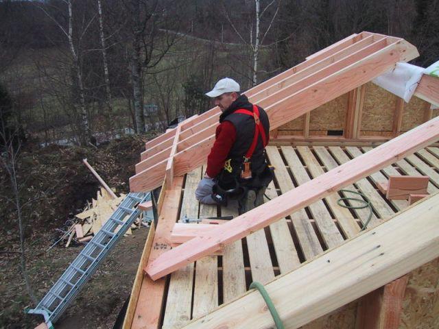 reportage limoge chantier - maison bois - ODTM construction - étape 15