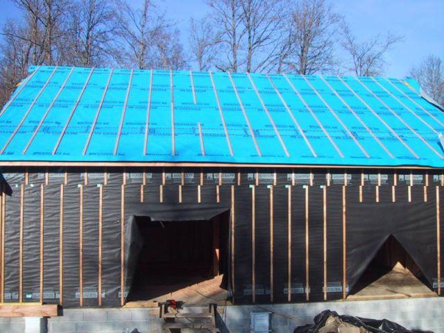 reportage limoge chantier - maison bois - ODTM construction - étape 17
