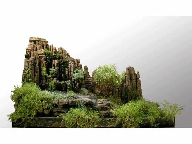 Ecosculpture rocher sacre
