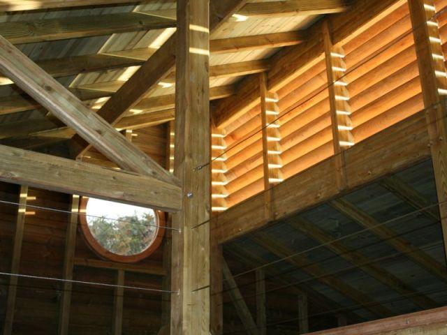Sous le toit... - Maison bois Guadeloupe - Laurent Darviot