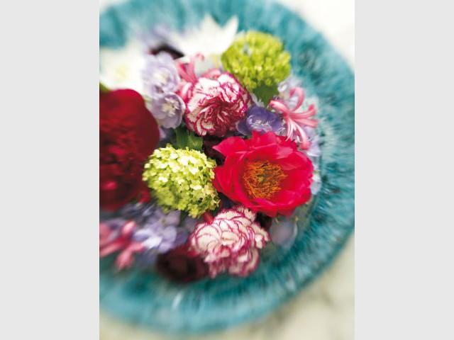 Energique - Fleurs de Tricia Guild