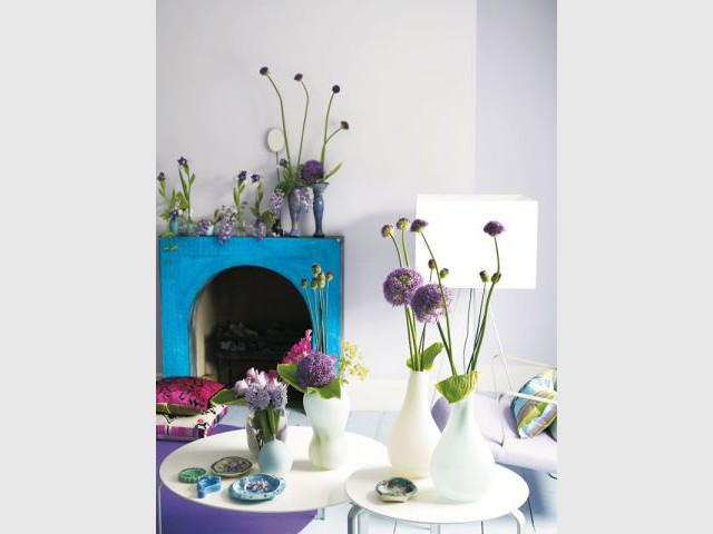 Minimaliste - Fleurs de Tricia Guild