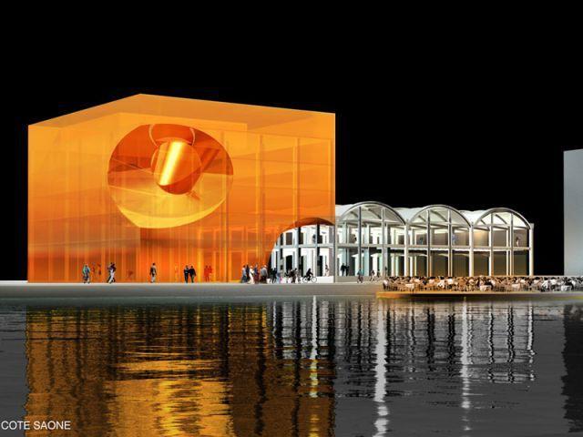 rives creatives cité de l'architecture