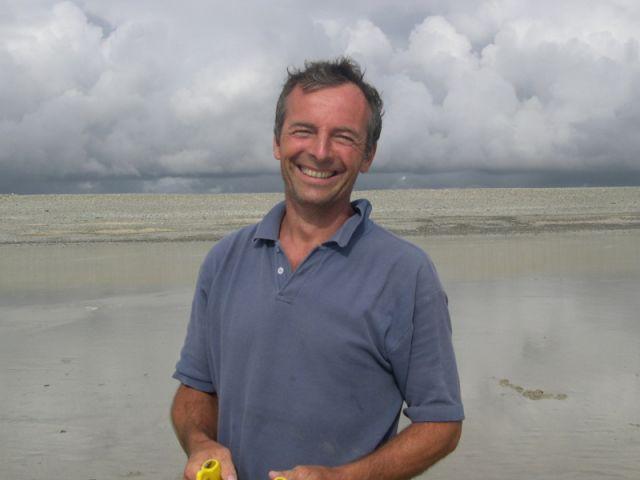 Michel Perrin - directeur du CNDB