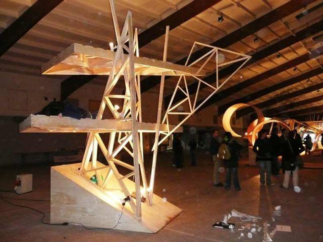 Si tout triangle… - defis du bois 2008