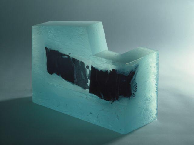 Exposition Le verre - Perrin&Perrin - versailles