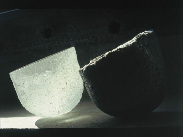 Exposition Le verre - Bernard Dejonghe - versailles
