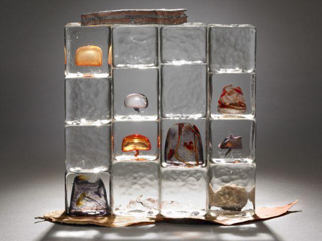 Exposition Le verre - Isabelle Monod - versailles