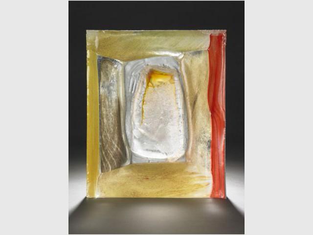 Isabelle Monod - Exposition Le verre - Isabelle Monod - versailles