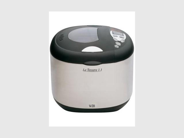 Machine à pain - White & Brown - électroménager
