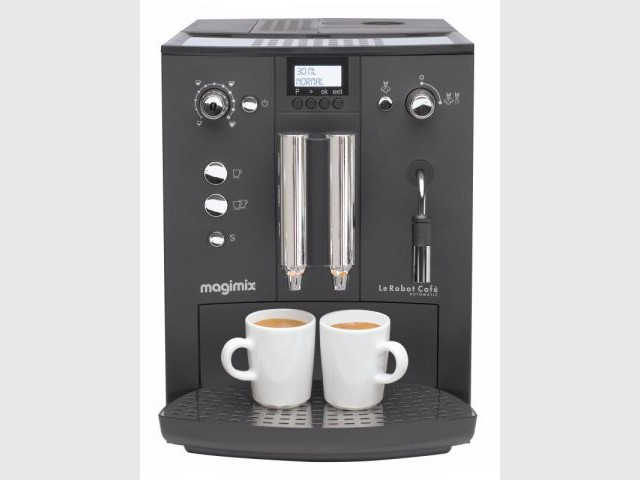 Robot Café - Magimix - électroménager
