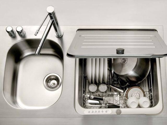 Evier - lave vaisselle - Kitchenaid