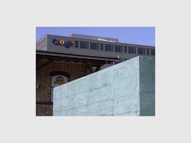 Google site zurich