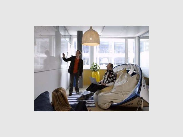 Salle de conférence - google bat