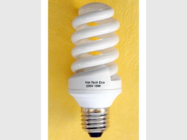 ampoule environnement électricité énergie