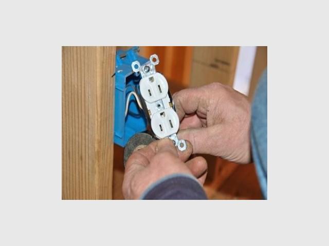 électricité - compteur électrique - électricien