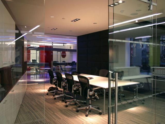 Confort - Showroom Herman Miller à Londres