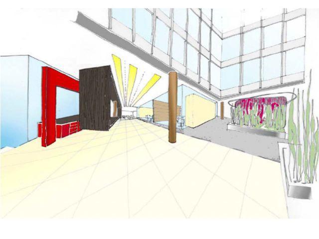 Conception - Showroom Herman Miller à Londres