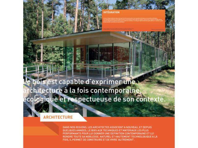 Architecture - archibois bois et habitat 2008