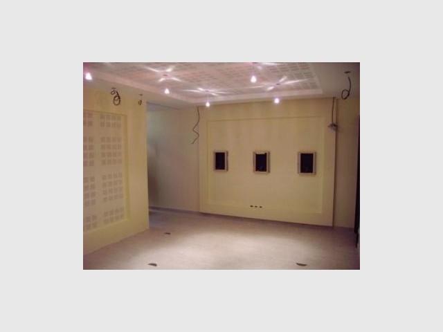 Panneaux acoustiques - reportage Home Cinema - Abso