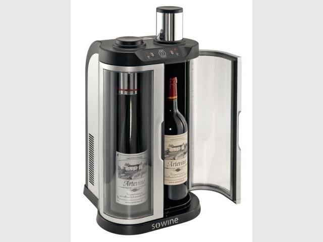 Bar à vin - Trophées de la maison 08
