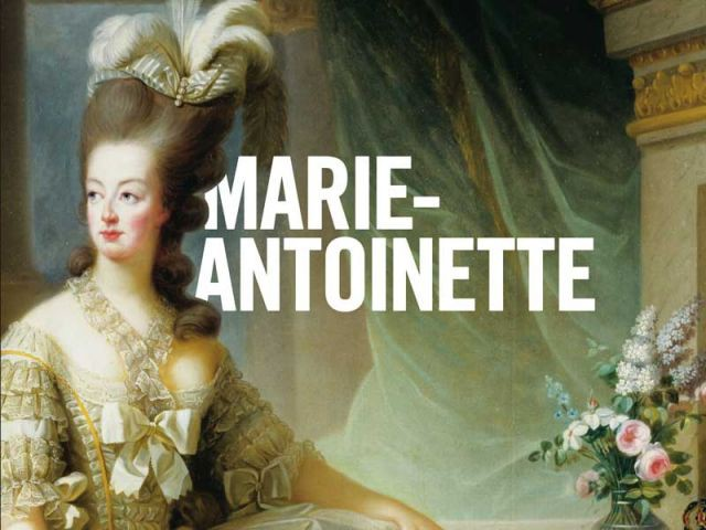 Marie Antoinette affiche RMN