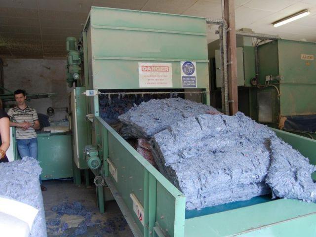 Transformation en usine - Isolant Métisse - Le Relais