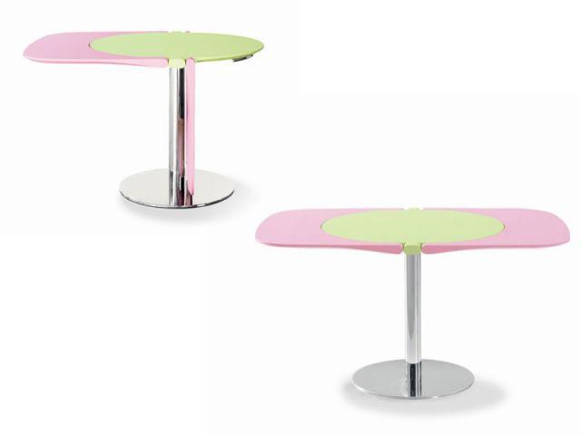 1 mobilier qui se plie en 4 for Table qui se deplie
