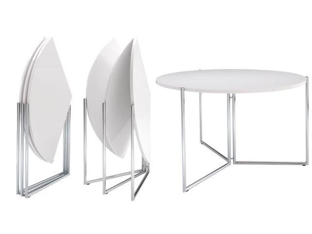1 mobilier qui se plie en 4. Black Bedroom Furniture Sets. Home Design Ideas