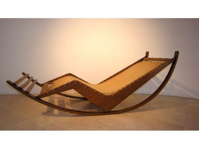 Chaise longue - Franco Albini