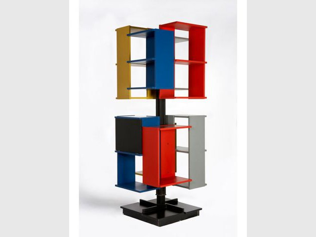 Bibliothèque - Claudio Salocchi