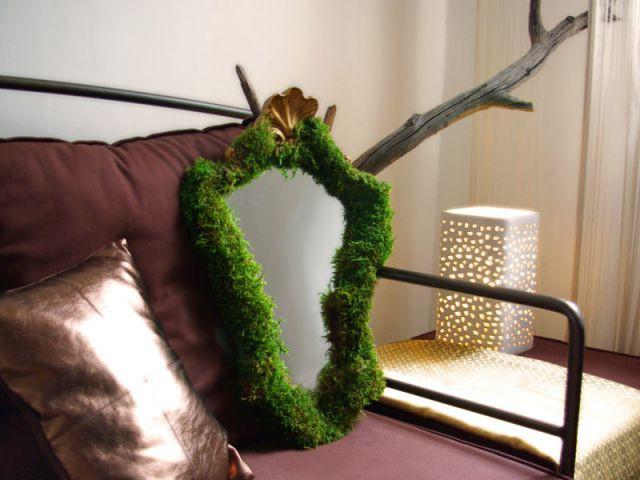 Miroir - Plantes stabilisées - Meamea