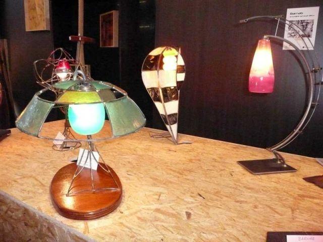 Lampes  Barnab salon Rénover