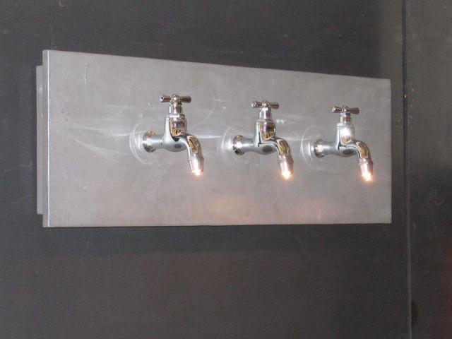 robinets lumineux alfra salon Rénover