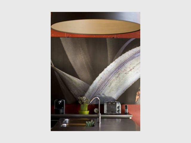 Détail cuisine - maison Maurice Padovani