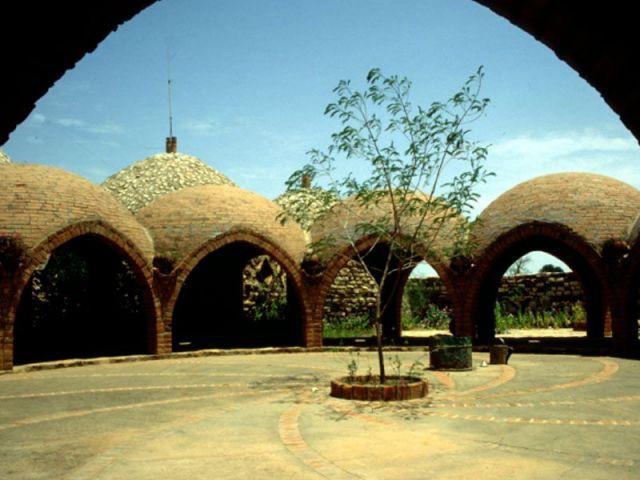 Centre de Médecine Traditionnelle à Bandiagara - Mali - 1987-88