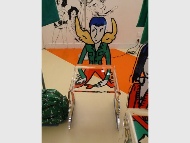 Chaise ange