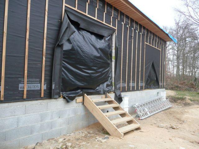 ISOLATION - maison - chantier