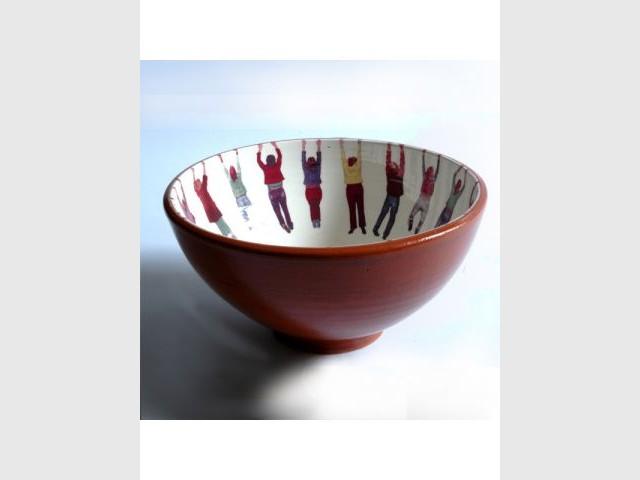 Coupe en céramique d'Alice Mara - Arty Dandy - Le Bon Marché