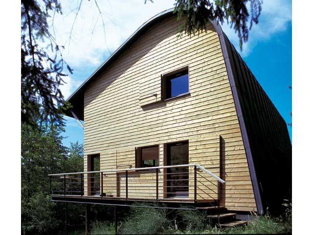 Maison à Saint-Pierre-de-Chanlieu - maison tectoniques