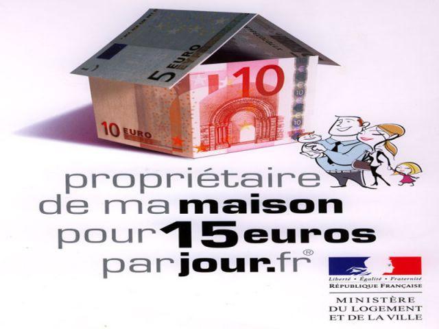 maisons à 15€ Acheter accession sociale