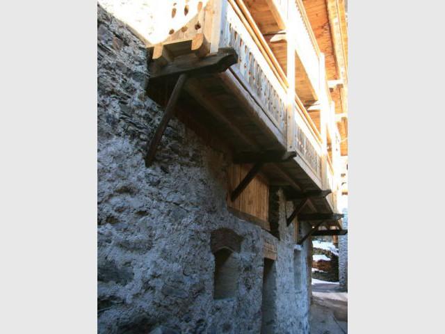 Façade restaurée - Chalet -  montagne - Créa Design