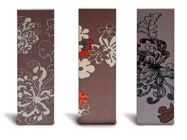 Carrelage fleurs - Carrelage et céramique Salernes